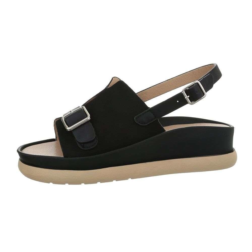 Dámske letné sandále - 36 EU shd-osa1285bl