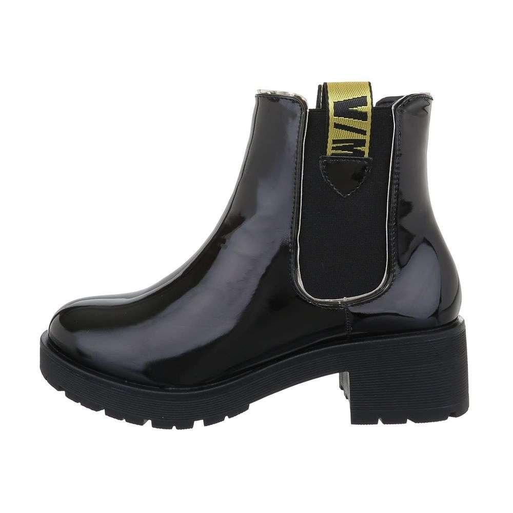 Dámská kotníková obuv - 39 EU shd-okk1211bl