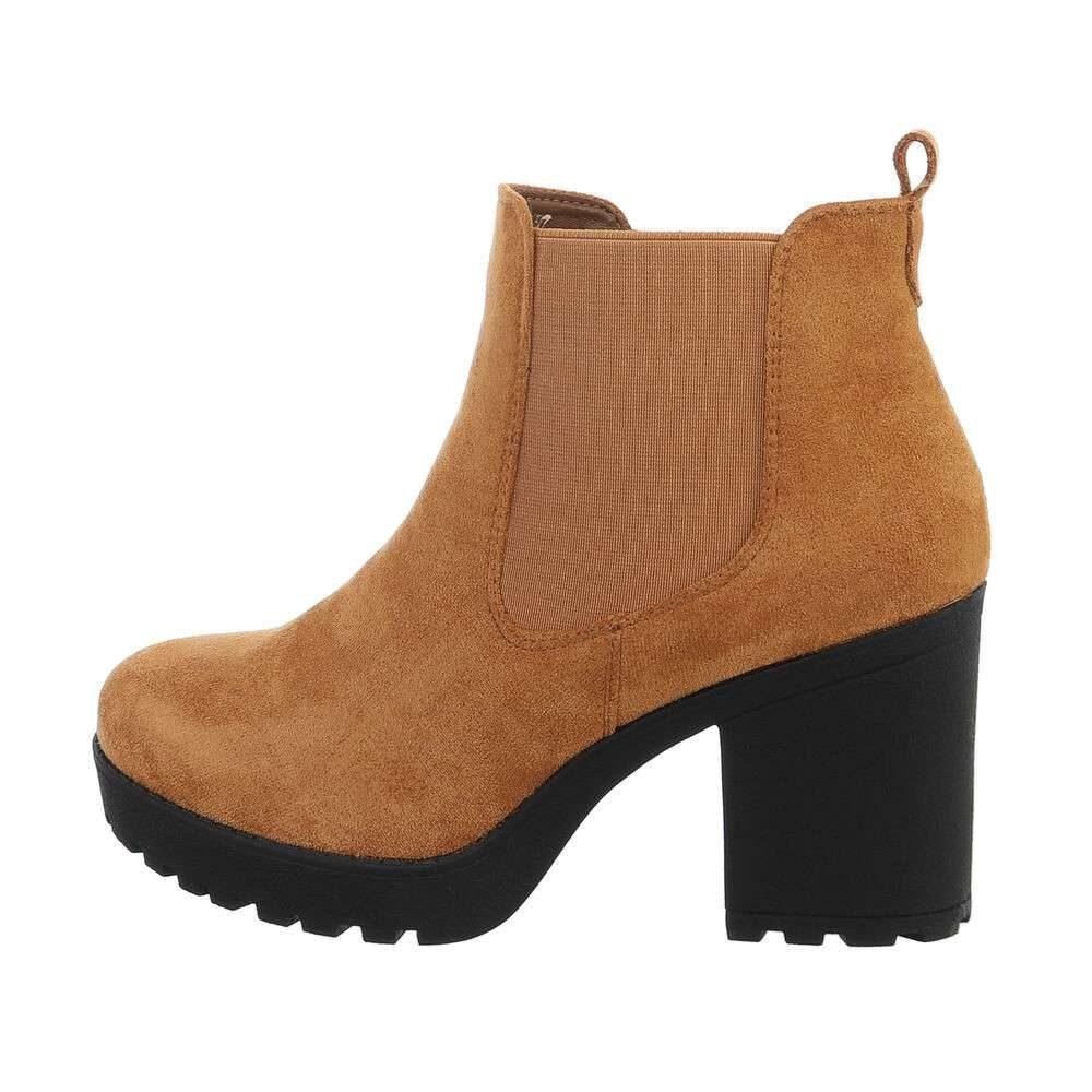 Kotníková dámská obuv EU shd-okk1141hn