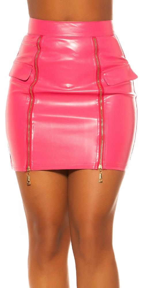 Dámska mini sukňa Koucla in-su1187pi