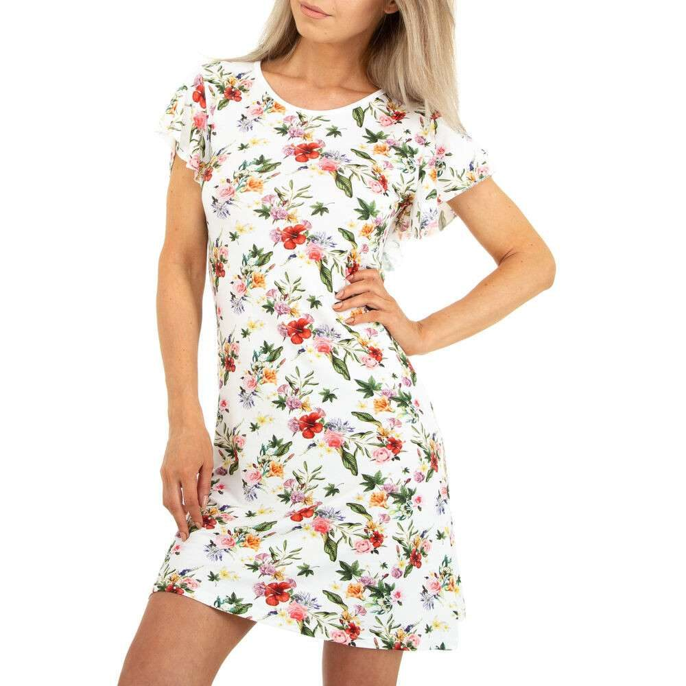 Krátké letní šaty - XL/42 EU shd-sat1326wh