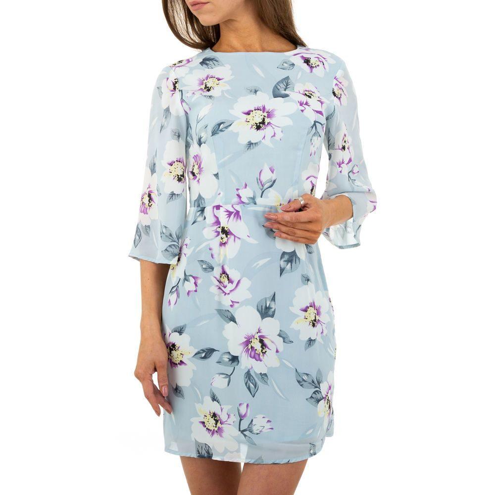 Dámské květované šaty - L/40 EU shd-sat1166