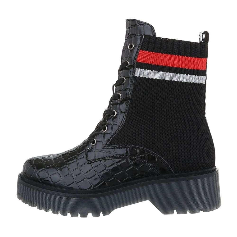 Kotníková dámská obuv EU shd-okk1266bl