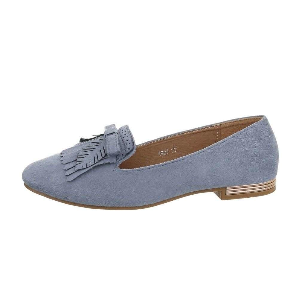 Modré baleríny - 36 EU shd-oba1088mo
