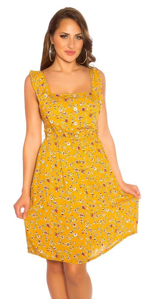 Krátké letní šaty - M/L Koucla in-sat2188ge