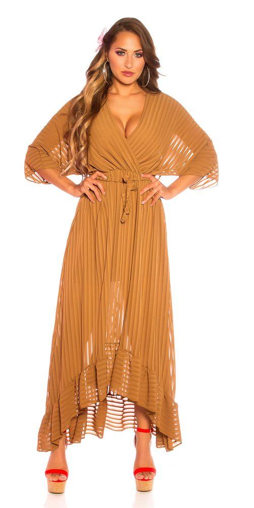 Letní dámské šaty Koucla in-sat2205hn