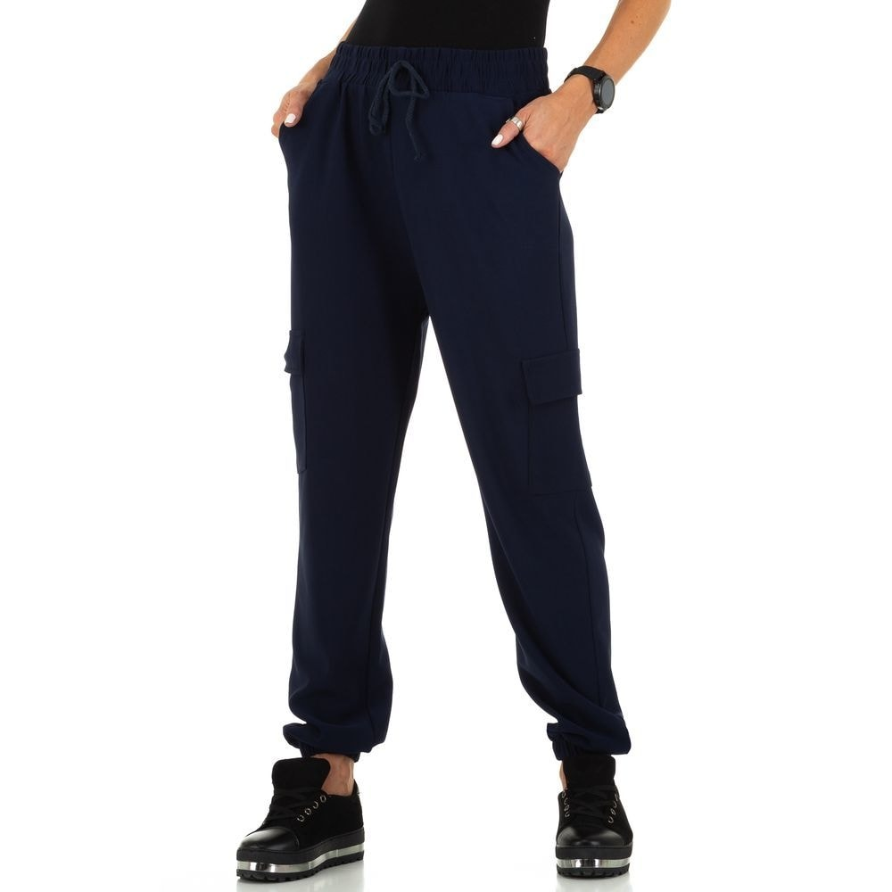 Dámske nohavice s vreckami - S/M EU shd-ka1149tm
