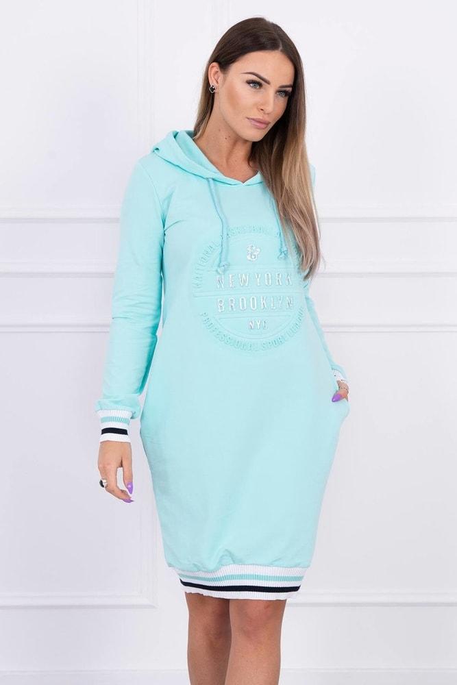 Volnočasové šaty ks-sa62095mi