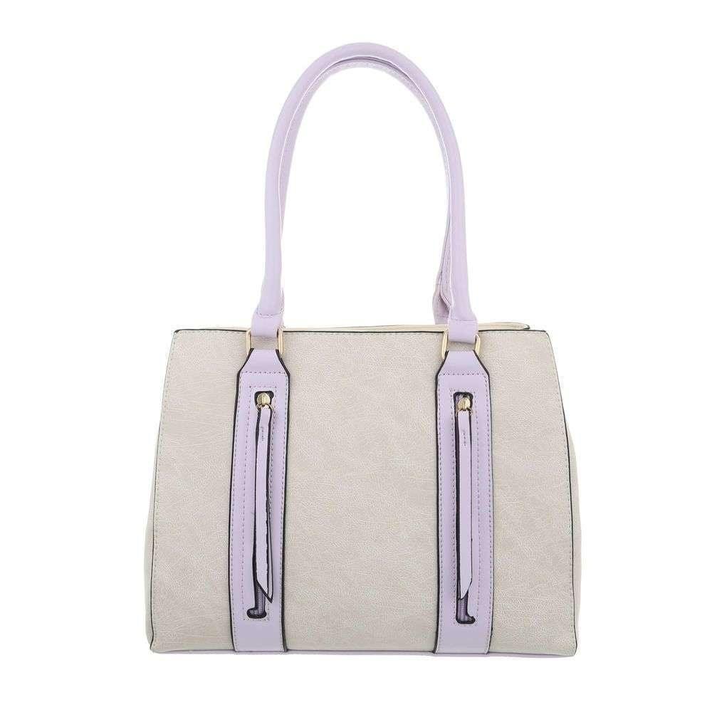 Béžová dámska kabelka sh-ta1078be