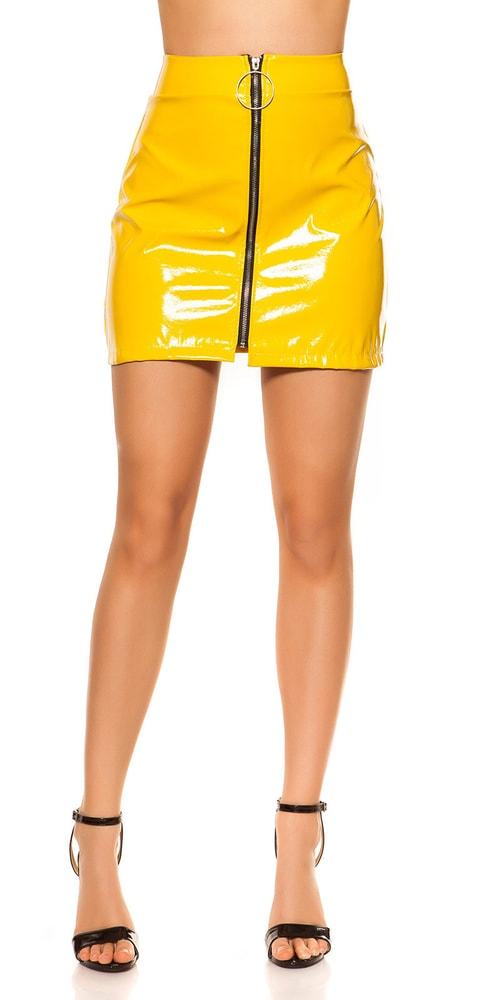 Dámska mini sukňa Koucla in-su1044ge