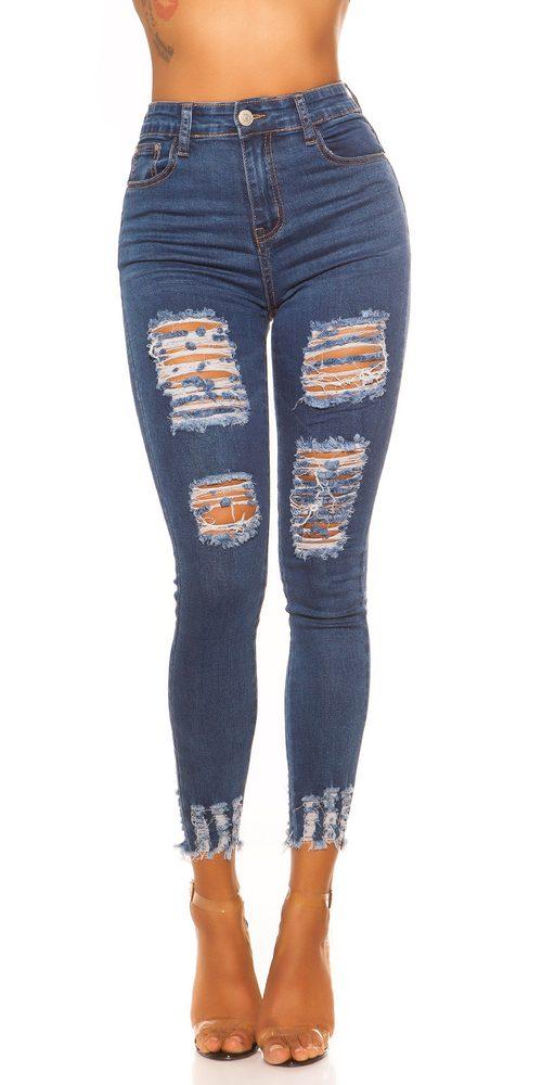 Dámské džíny - 40 Koucla in-ri1640