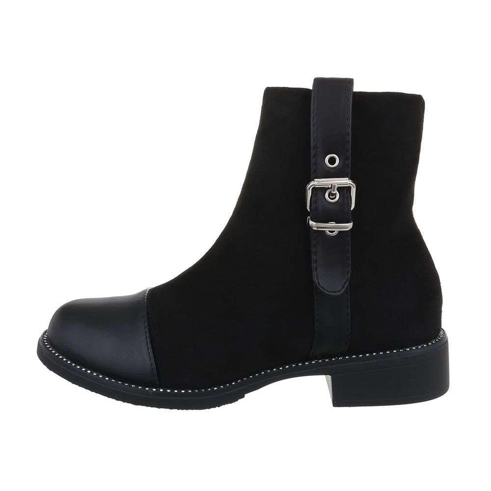 Členková dámska obuv - 39 EU shd-okk1239bl