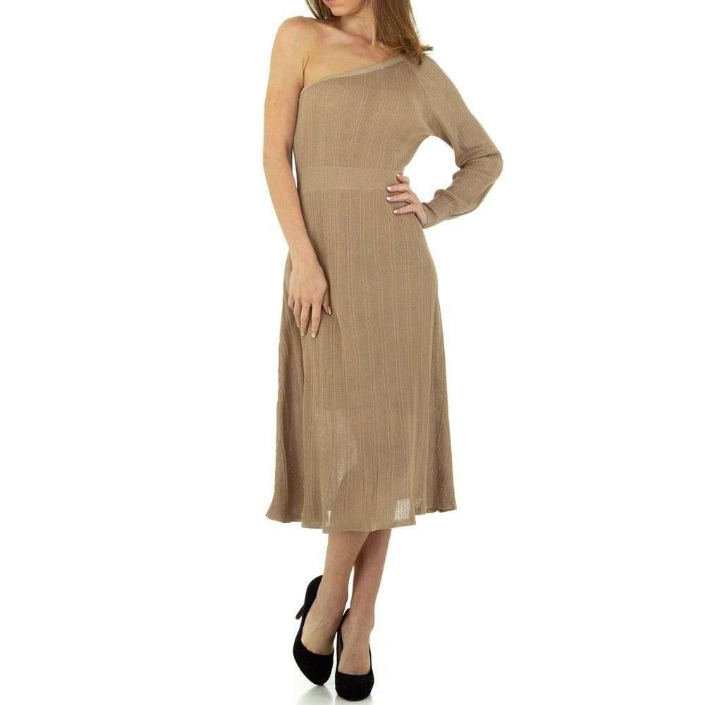 Úpletové dámske šaty EU shd-sat1137be