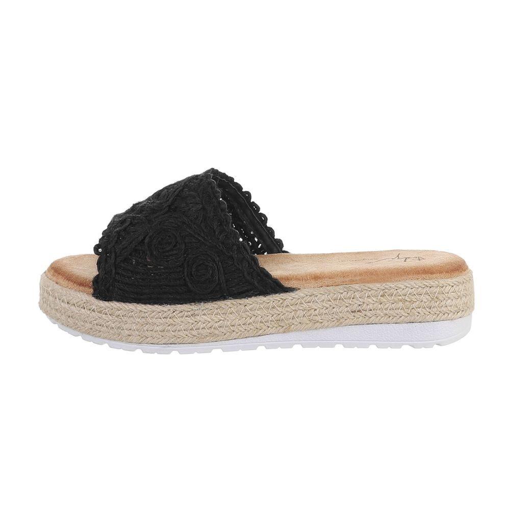 Dámské letní pantofle - 41 EU shd-opa1156bl