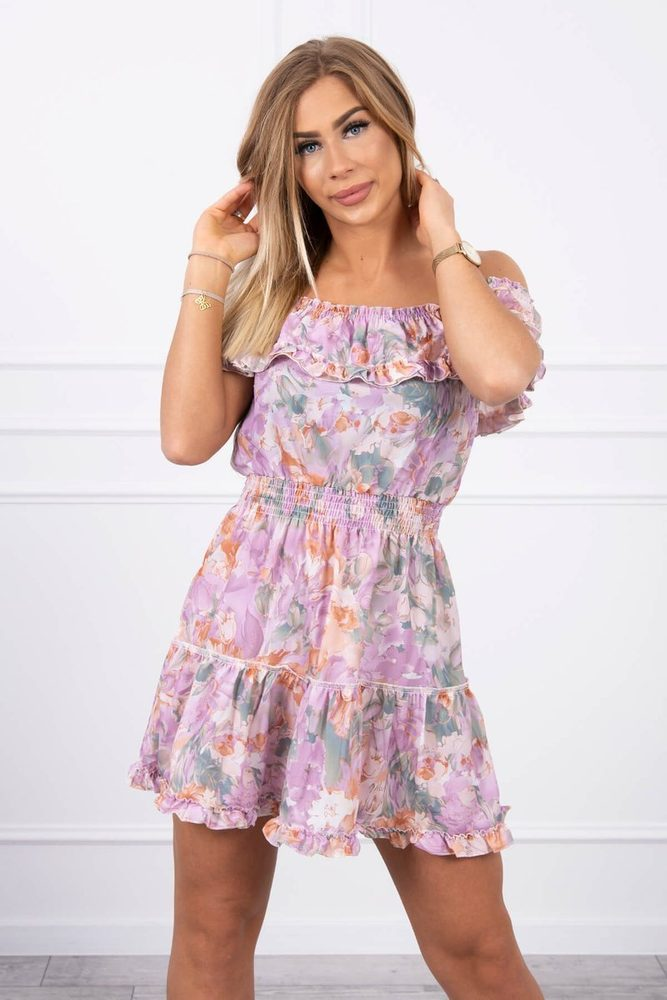 Letní mini šaty Kesi ks-sa9252fi