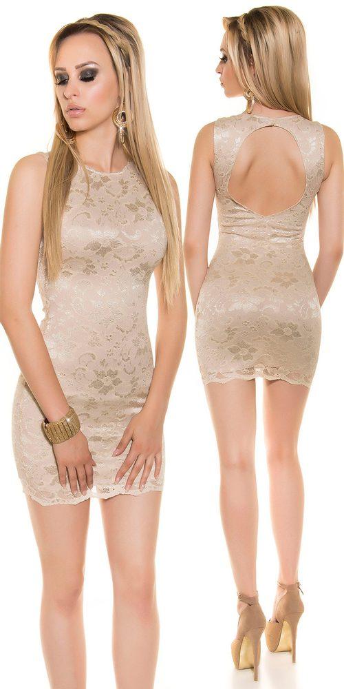 Krajkové mini šaty Koucla in-sat1332be