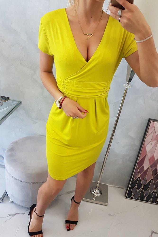 Letné dámske šaty Kesi ks-sa8310sze