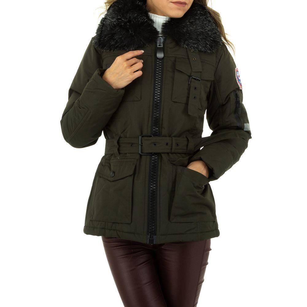 Zimná dámska bunda - M/38 EU shd-bu1188kh