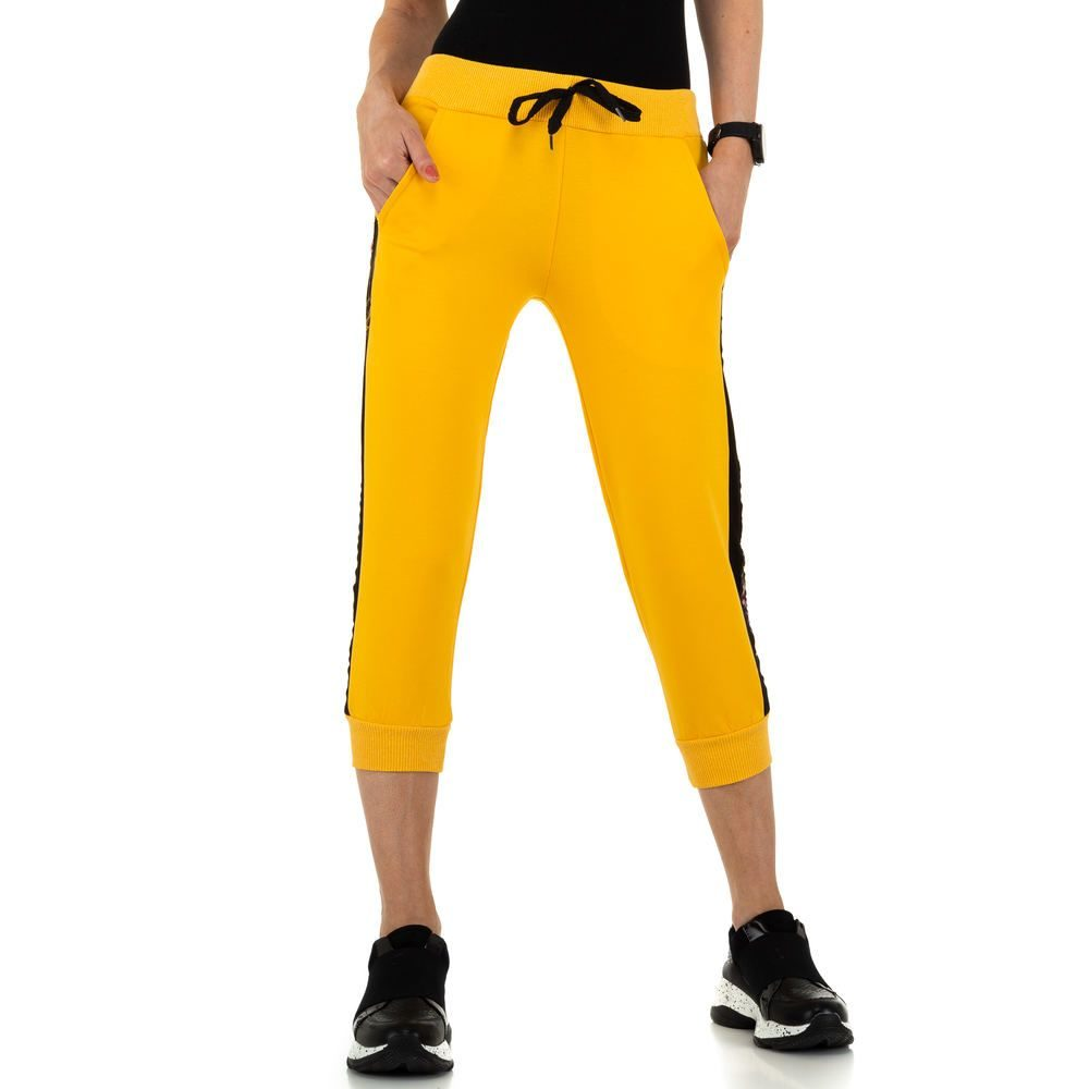 Sportovní capri kalhoty - XXL/44 EU shd-ka1178ye