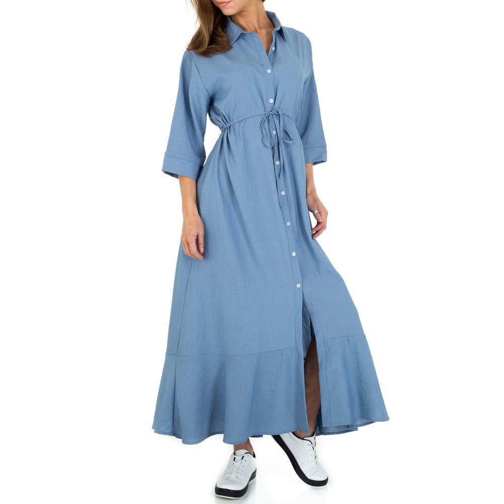 Dlouhé dámské šaty - M/L EU shd-sat1282mo