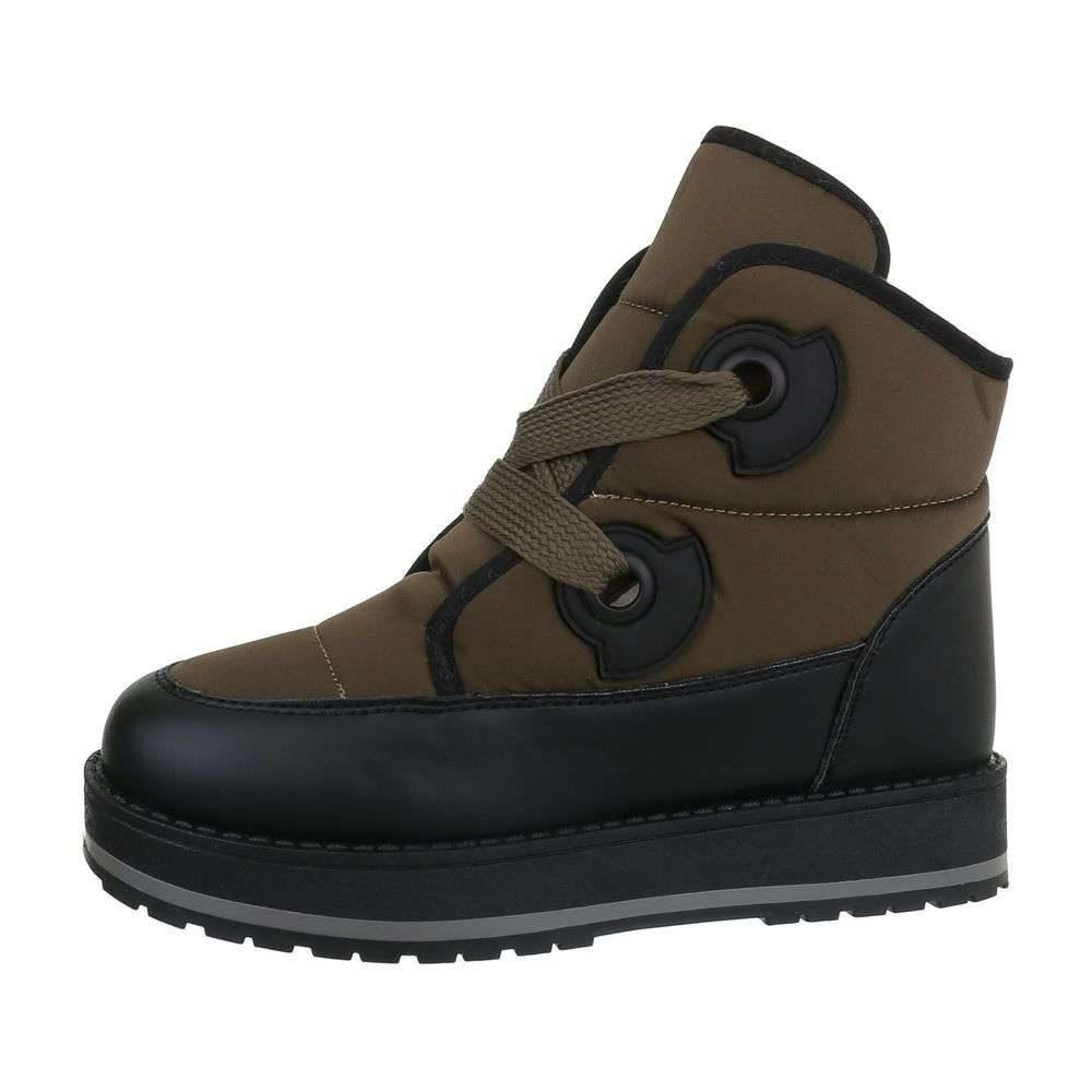 Zimné členkové topánky - 39 EU shd-okk1285kh