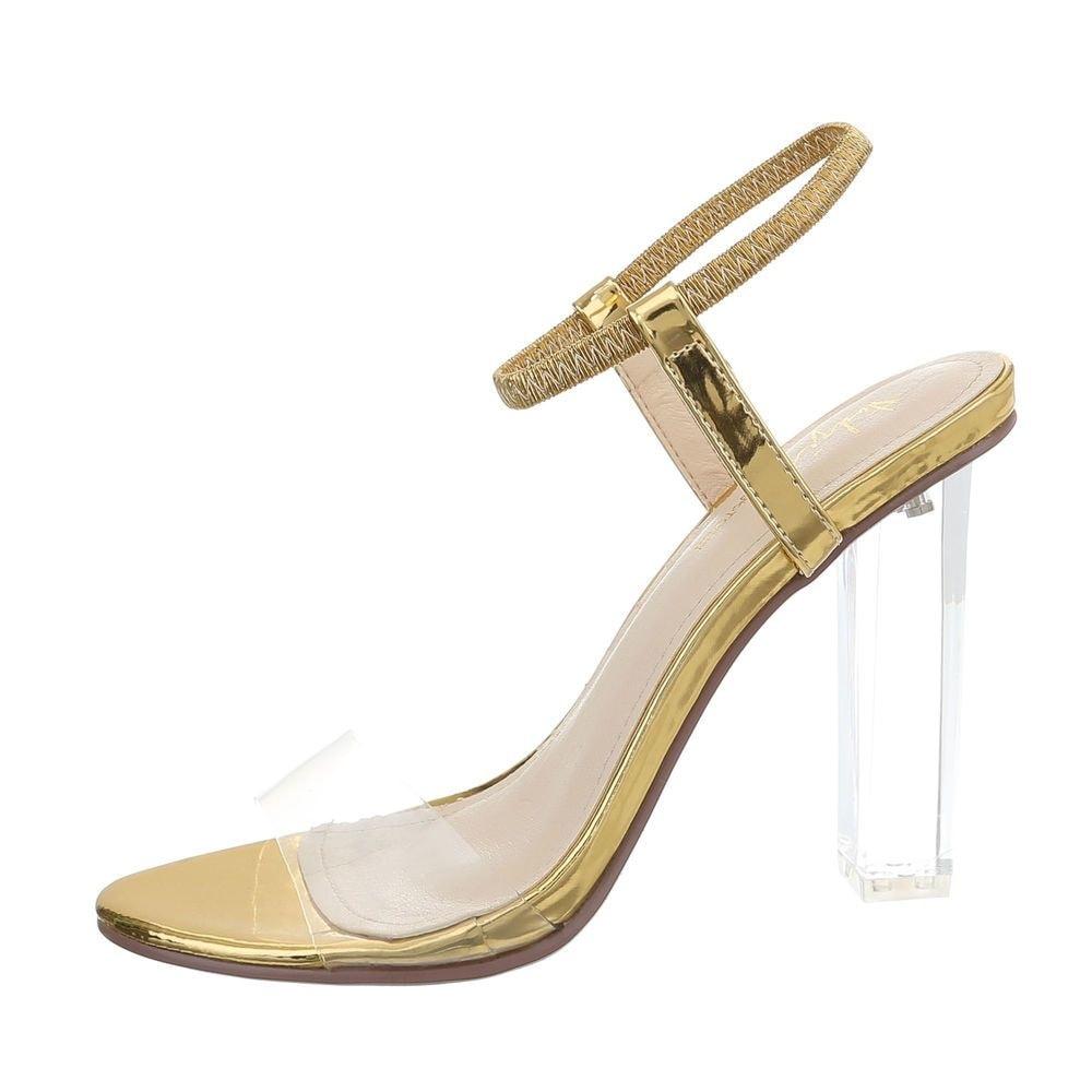 Sandále na podpätku - 38 EU shd-osa1241go