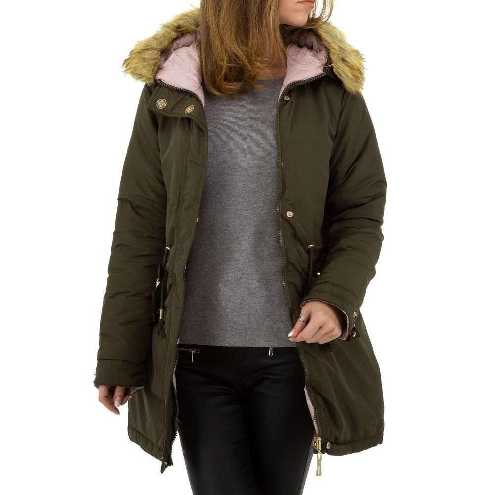 Obojstranná zimná bunda - L/40 EU shd-bu1152khp