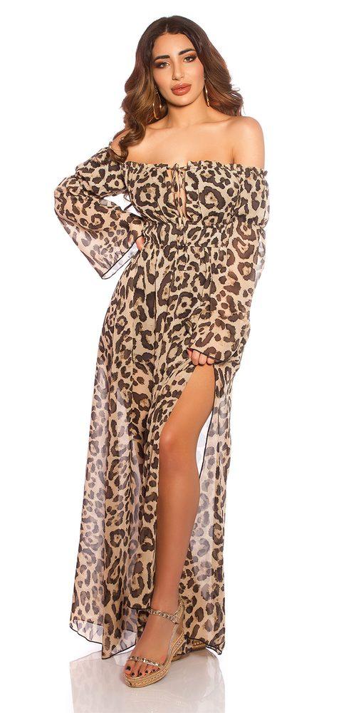 Dlouhé letní šaty Koucla in-sat2170le