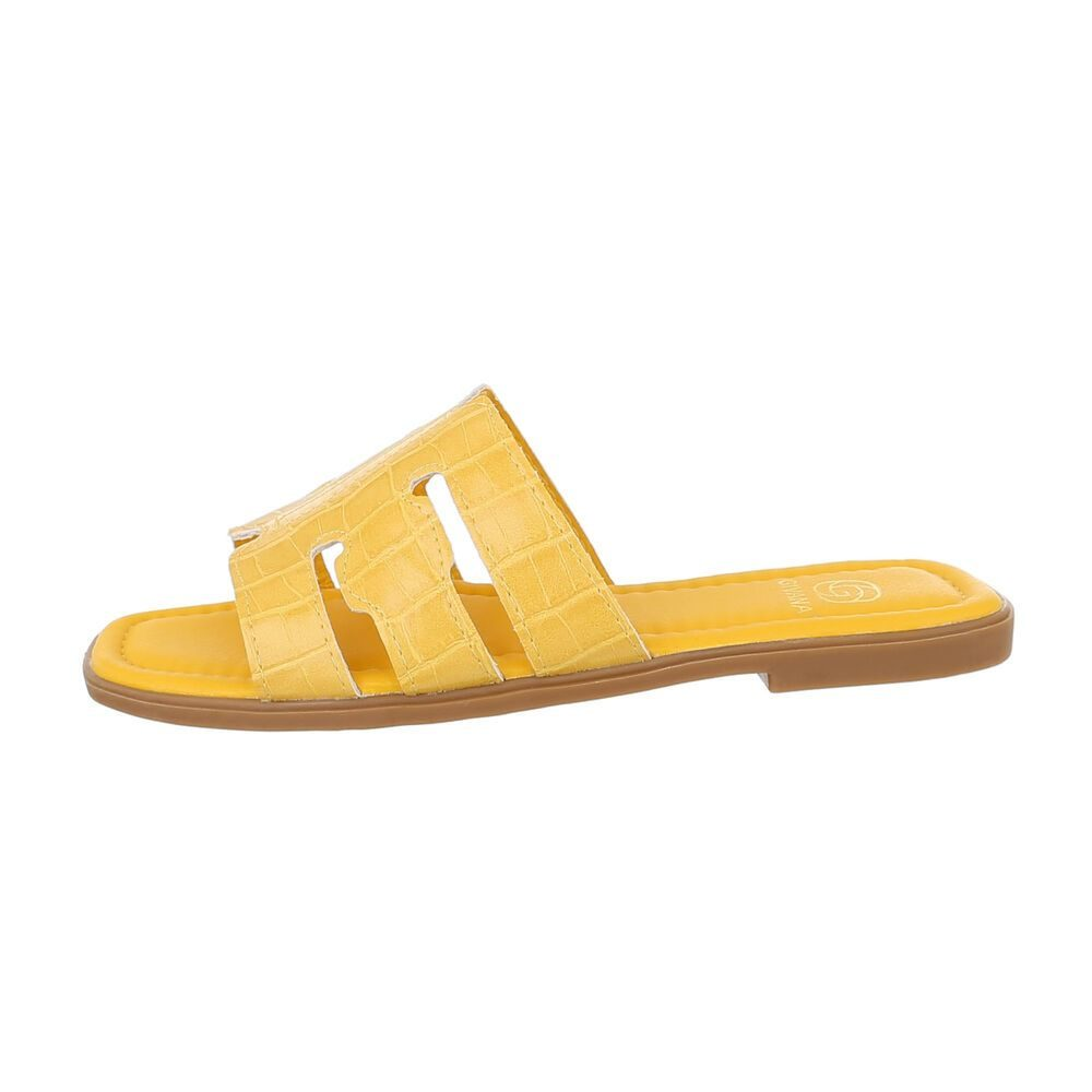 Dámské letní pantofle - 41 EU shd-opa1137ye