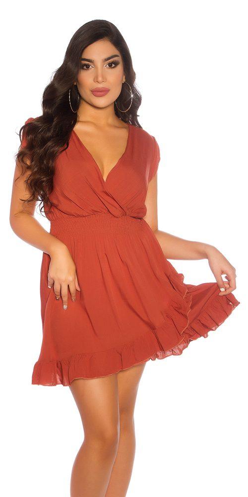 Letní krátké šaty - M/L Koucla in-sat2178hn