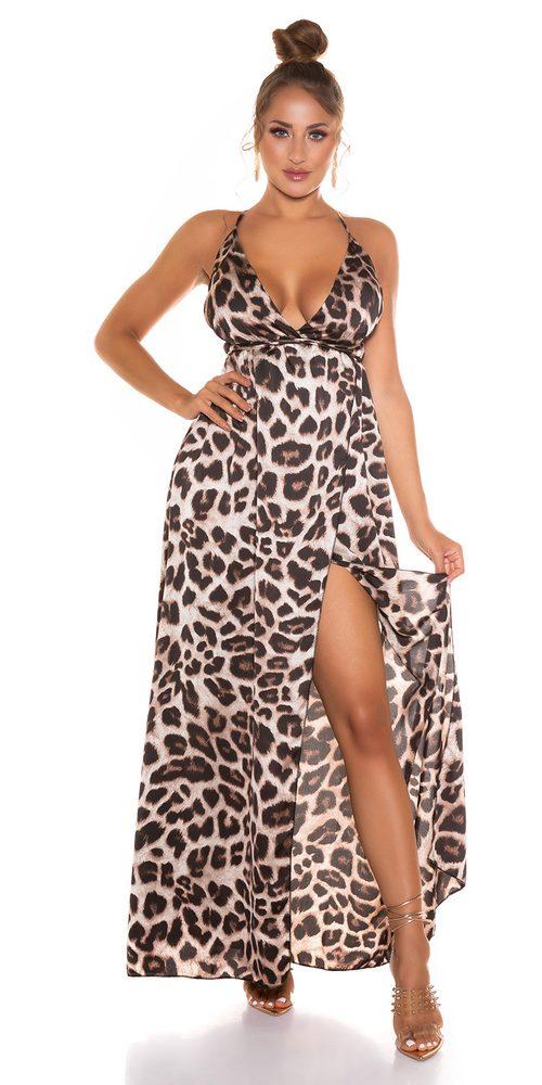 Dlouhé letní šaty Koucla in-sat2286leo