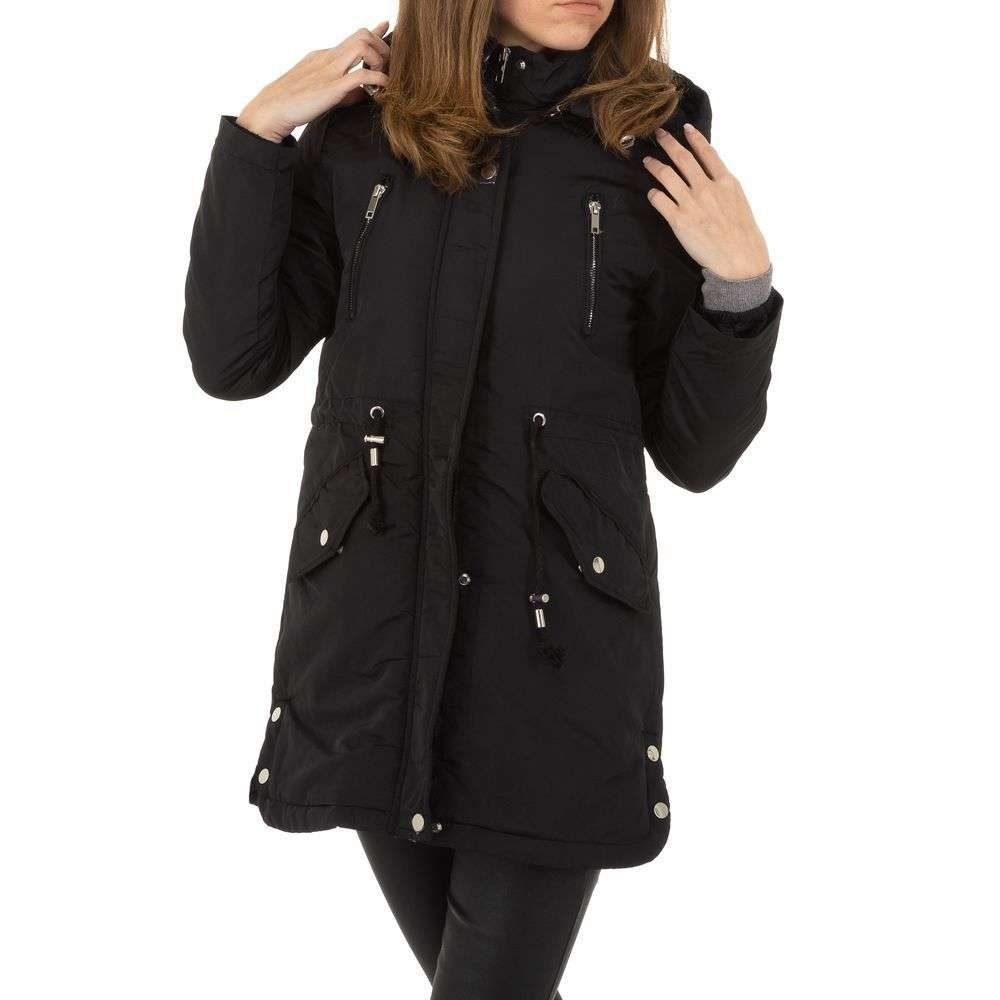 Zimná dámska bunda - M/38 EU shd-bu1149bl