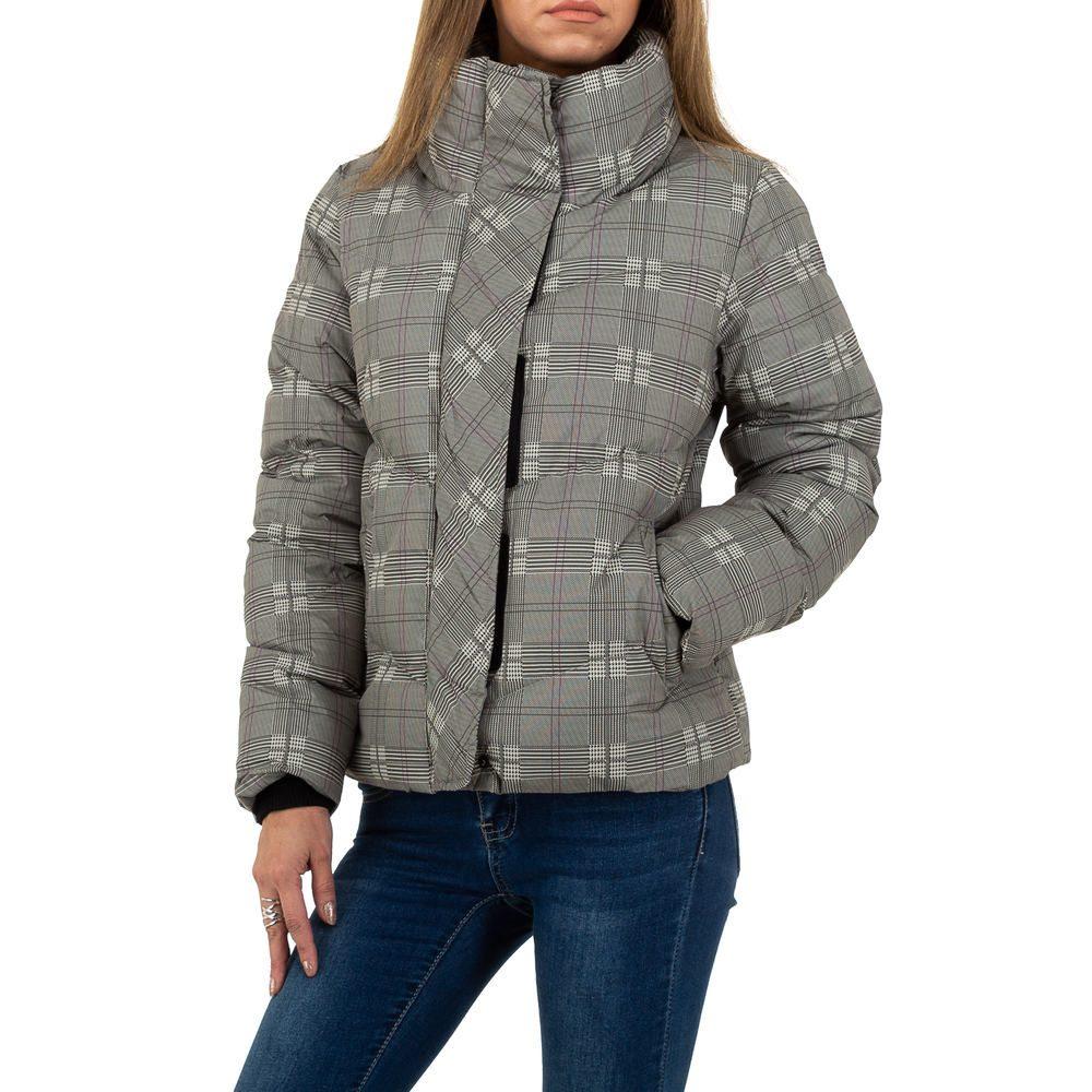 Zimní dámská bunda - M/38 EU shd-bu1281gr