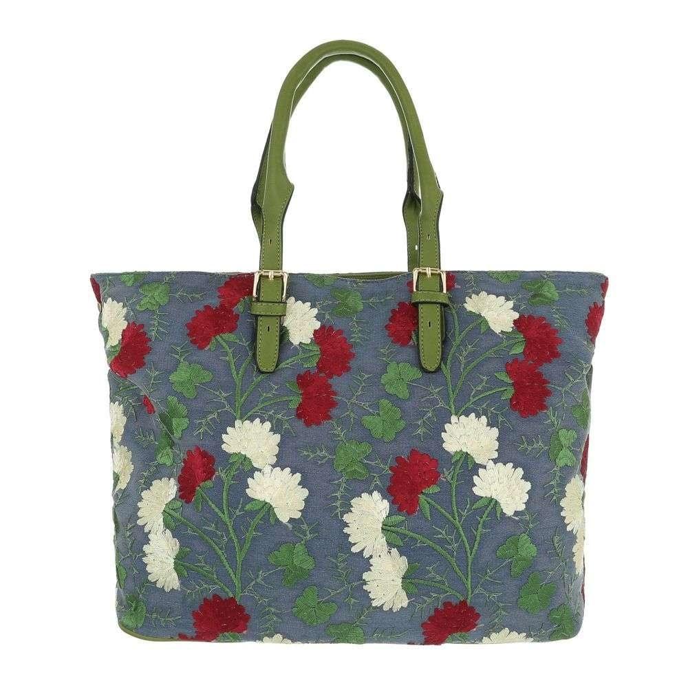 Dámska kvetovaná taška EU sh-ta1025ze