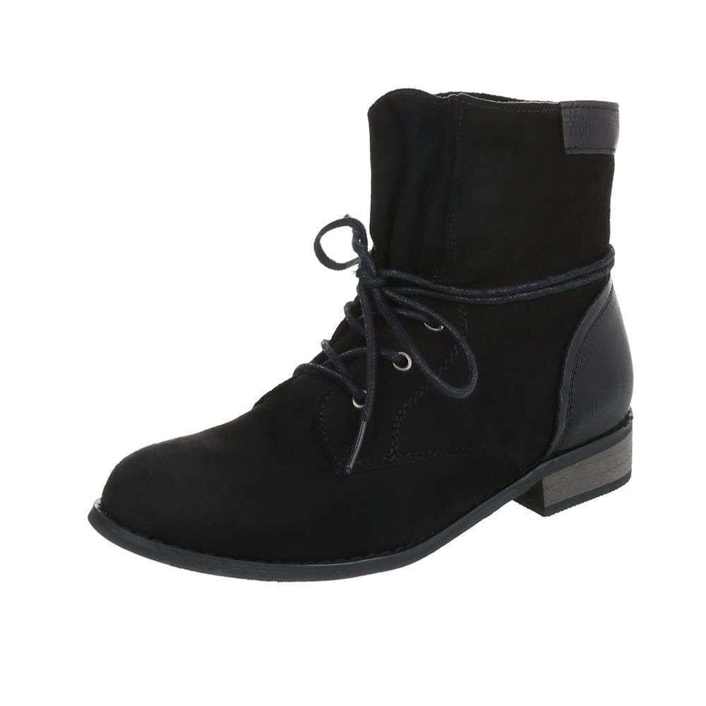 Kotníková dámská obuv EU shd-oko1125bl