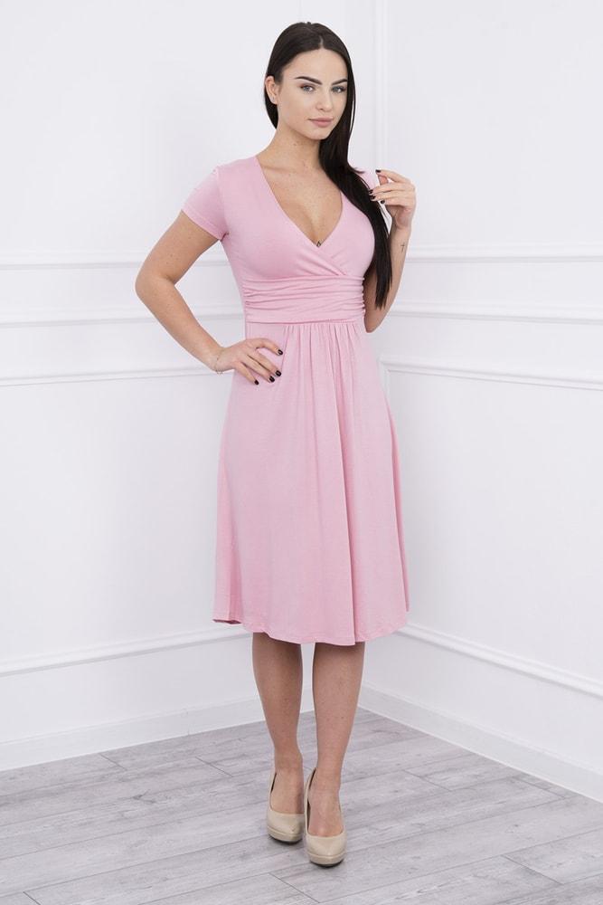 Letné dámske šaty - S Kesi ks-sa60942spi