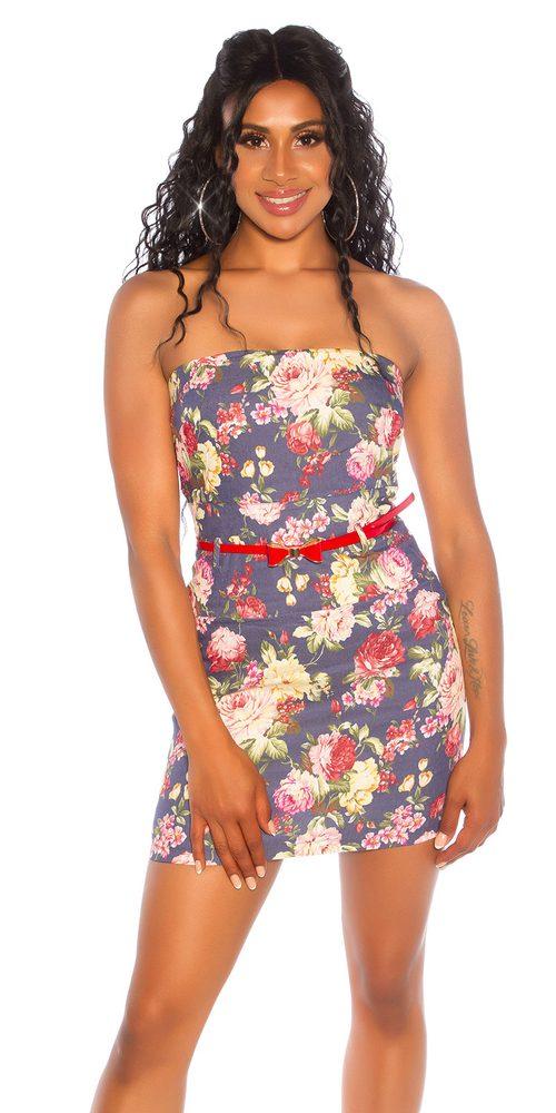 Letní mini šaty Koucla in-sat2218tm