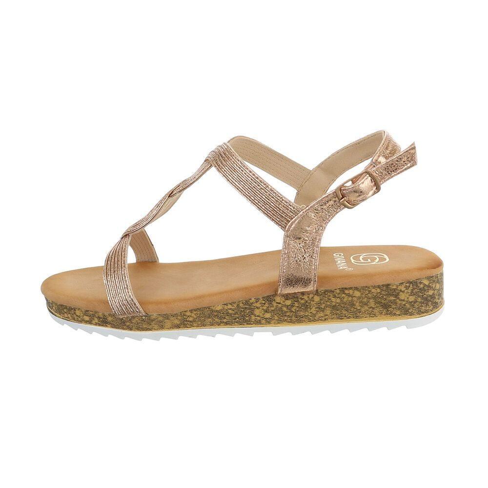Dámské letní sandálky - 41 EU shd-osa1482ch