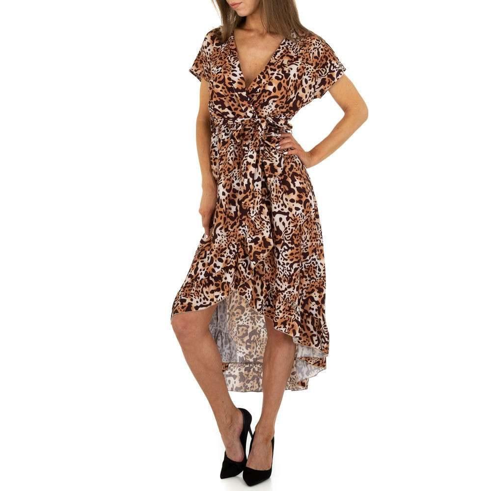 Letní dámské šaty Voyelles shd-sat1277hn