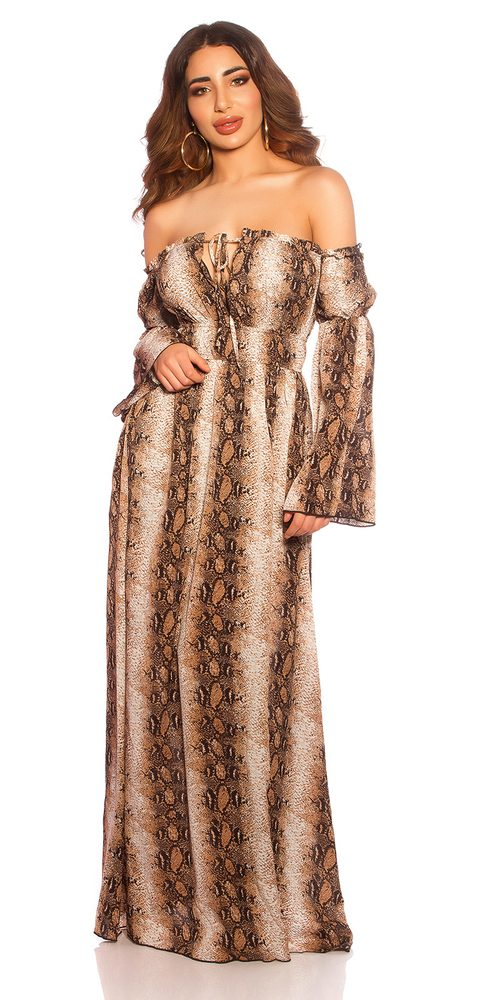 Dlouhé letní šaty Koucla in-sat2170sn