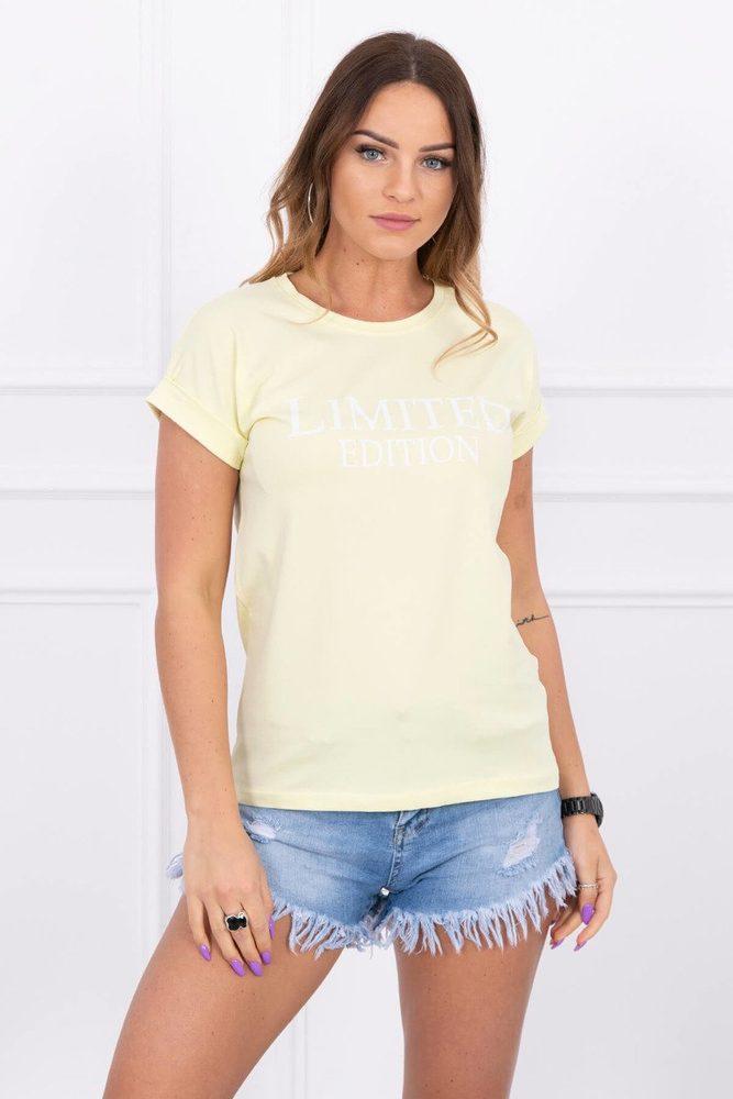 Tričko s krátkými rukávy Kesi ks-tr65296sge