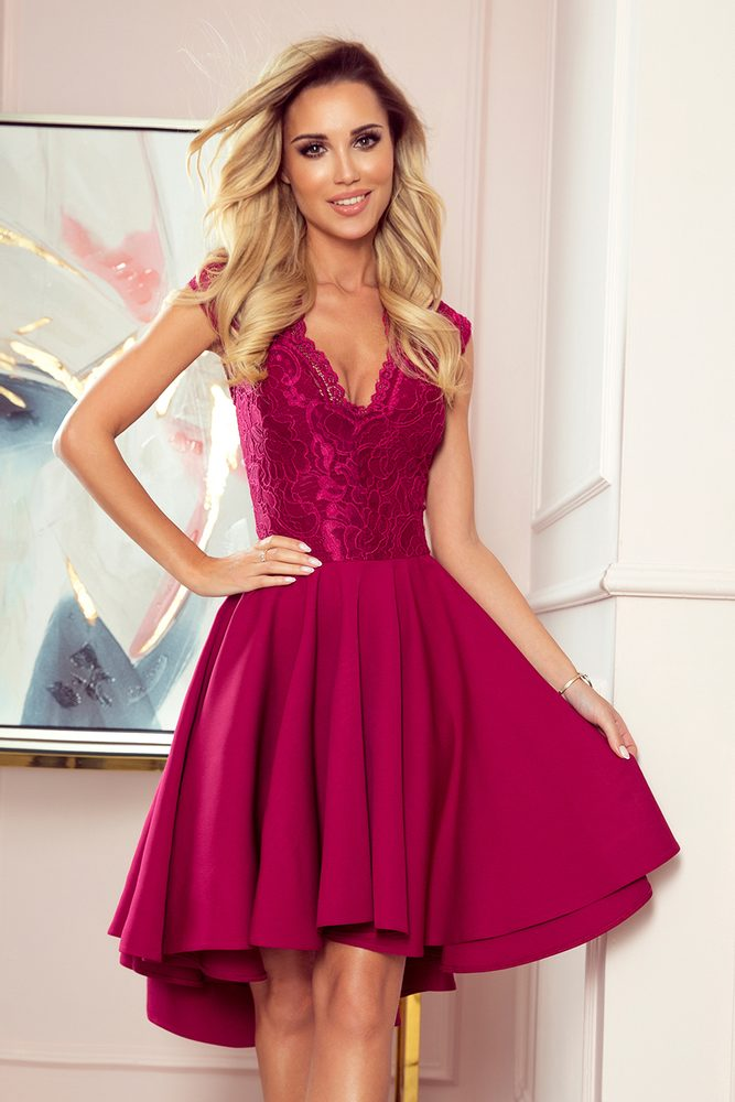 Plesové dámské šaty - XXL Numoco nm-sat300-4