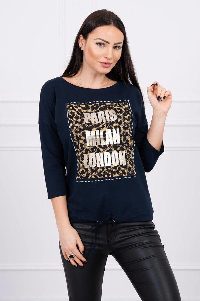 Dámské tričko - L/XL Kesi ks-tr0056tm