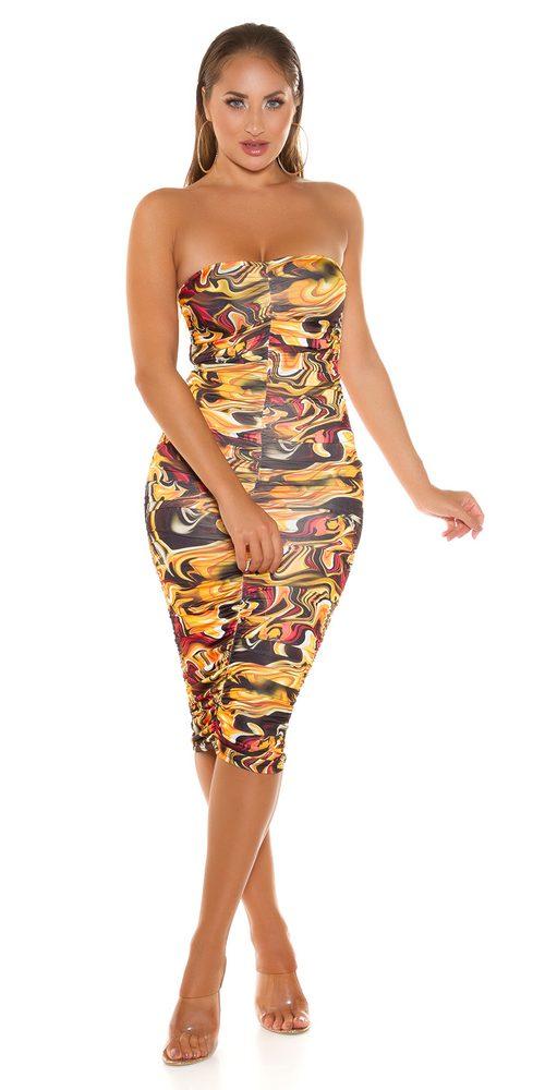 Letní dámské šaty Koucla in-sat2298bl
