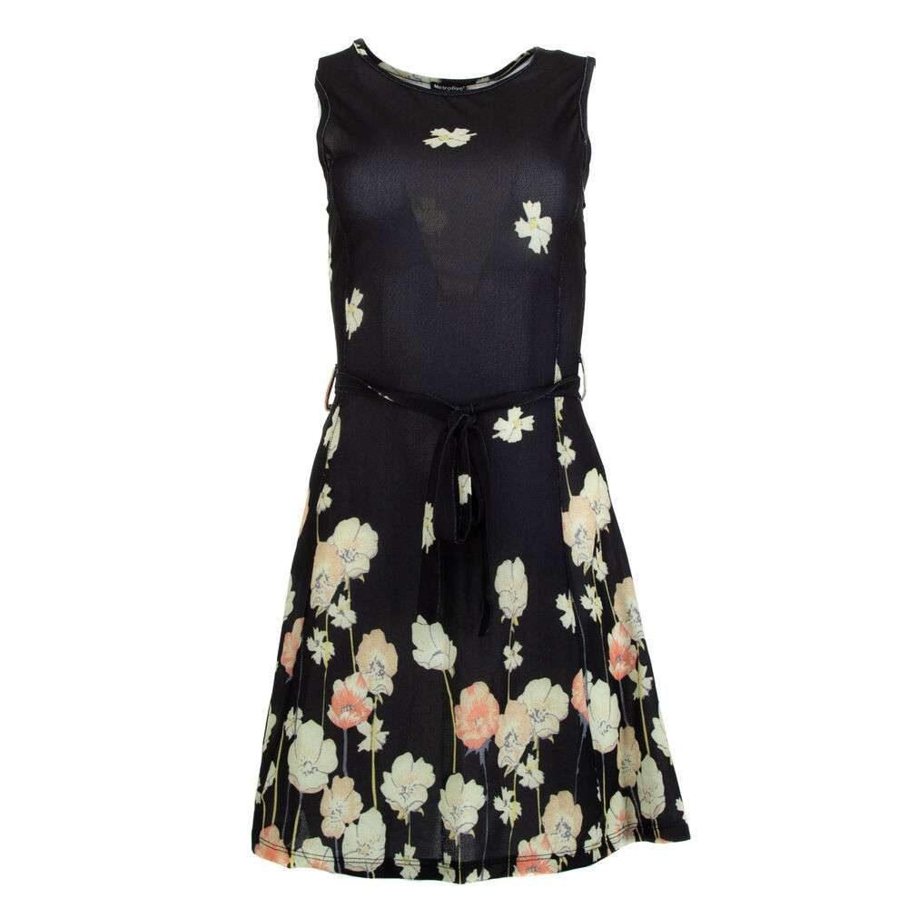 Letní mini šaty EU shd-sat1322bl