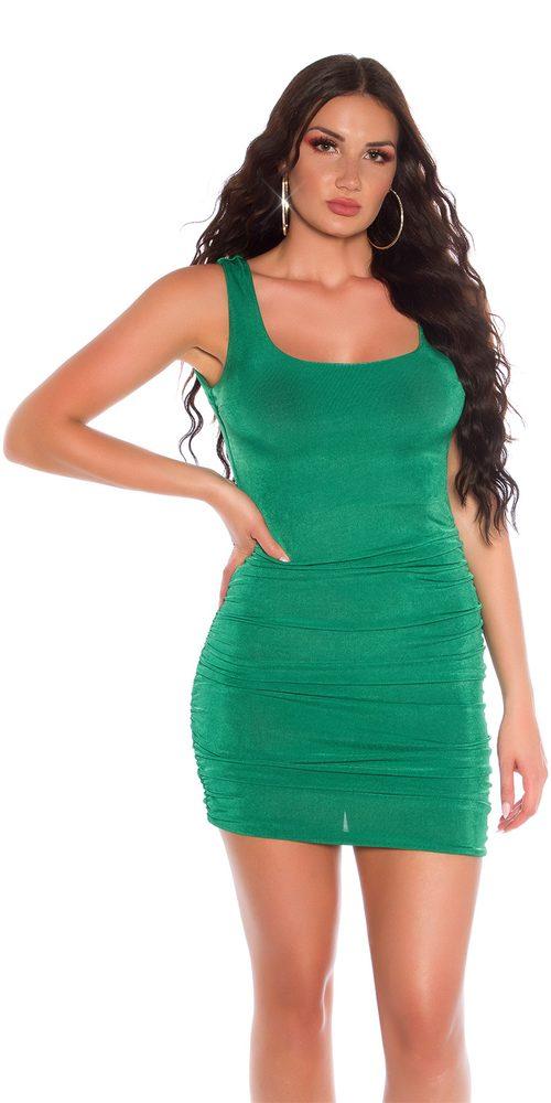 Letní mini šaty - S/M Koucla in-sat2215ze