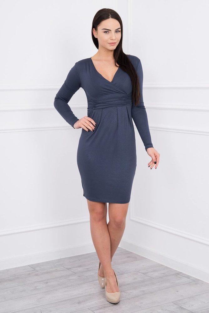 Dámske elegantné šaty Kesi ks-sa8318tg