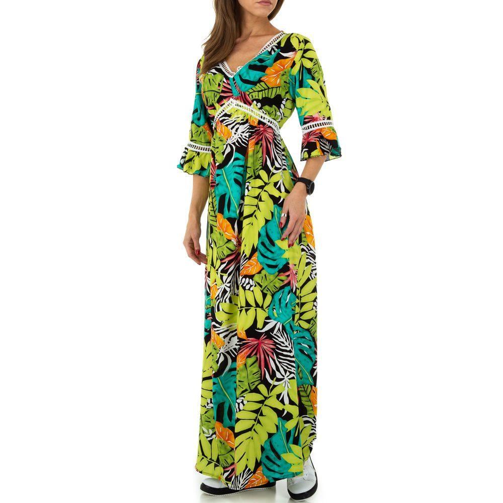 Dámské dlouhé šaty - M/L EU shd-sat1223ze