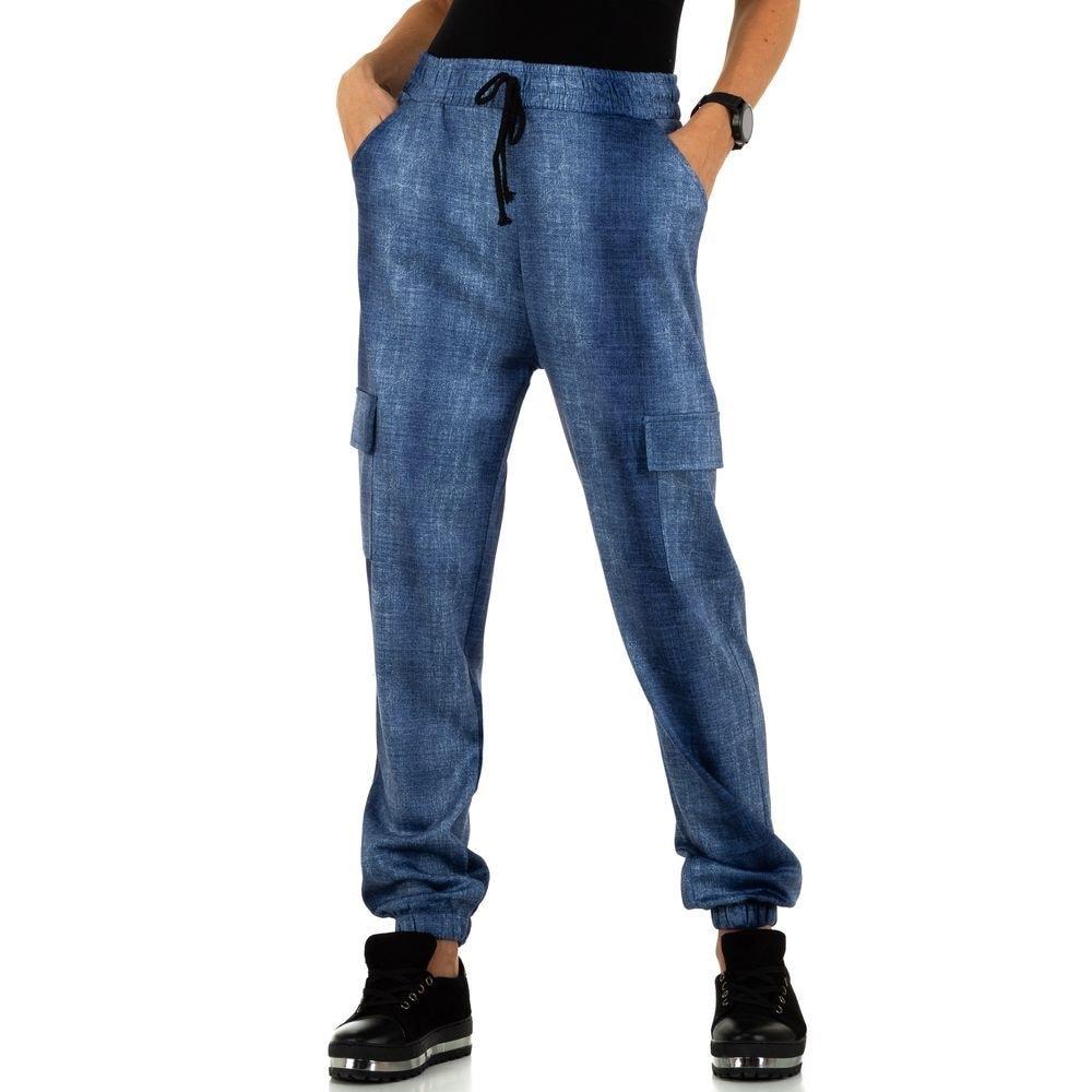 Nohavice voľnejšieho strihu - S/M EU shd-ka1151mo