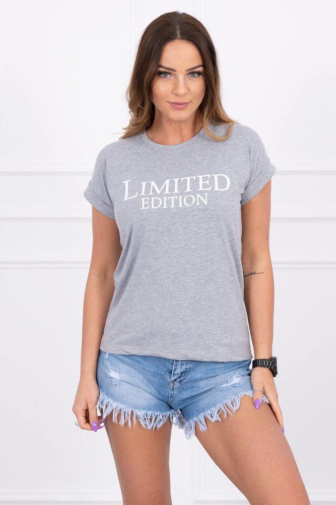 Tričko s krátkými rukávy Kesi ks-tr65296sg